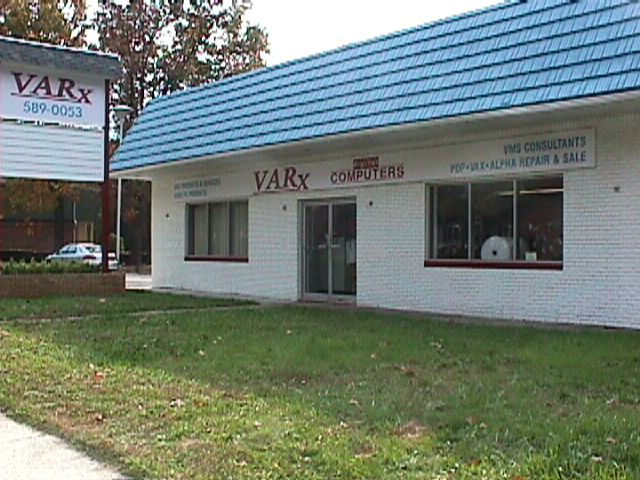 Varx Inc, 1035 Main St, Pitman, NJ 08071